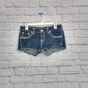 LA Idol | Jean Short Shorts